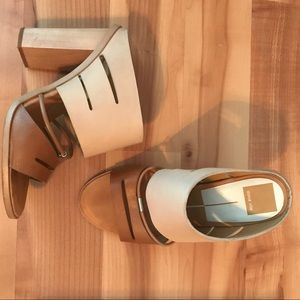 Dolce vita sandal heeled mules
